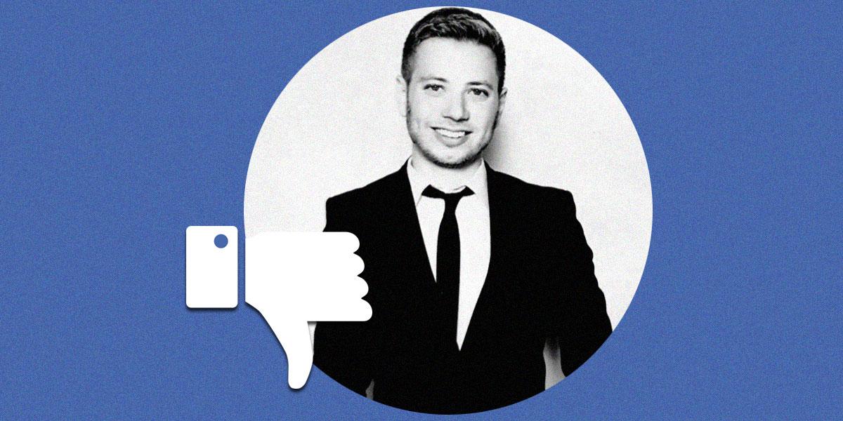 فيسبوك يحظر صفحةَ نجل نتنياهو بعد مطالبته بطرد المسلمين
