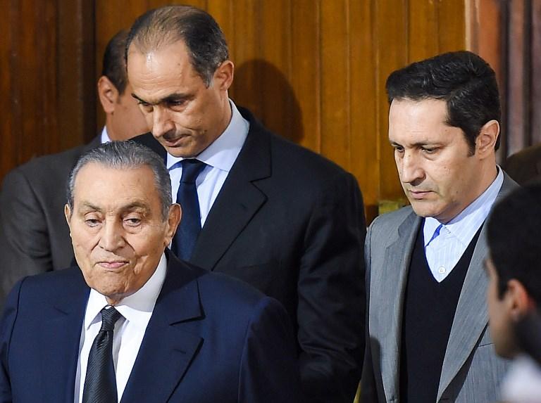 حماس ترد بقوة على اتهامات مبارك