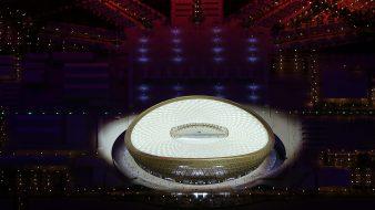 رفع الستار عن تصميم ملعب مونديال قطر 2022