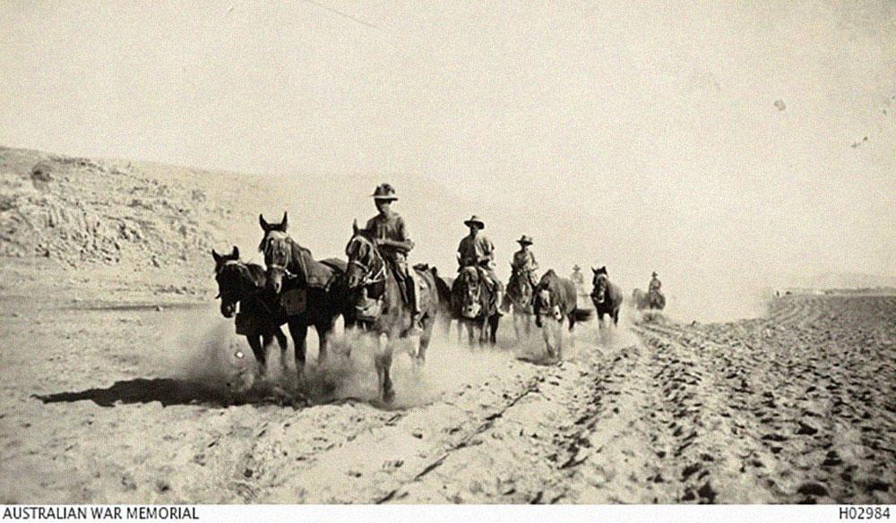 Anzac : فيلق الجيش الأسترالي والنيوزيلندي ومجزرتهم المنسيّة بحق الفلسطينيين Surafend2