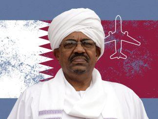 أول زيارة خارجية منذ اندلاع الاحتجاجات في السودان..ماذا يريد البشير من قطر؟