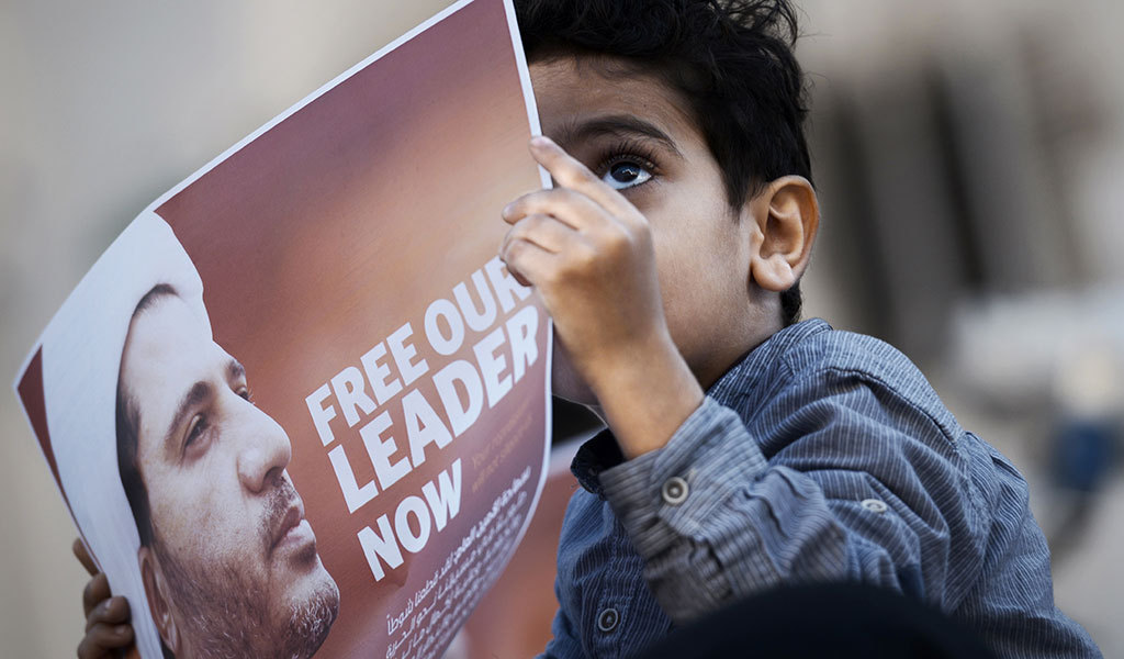 البحرين: حكم نهائي بالمؤبد على زعيم المعارضة الشيعية علي سلمان