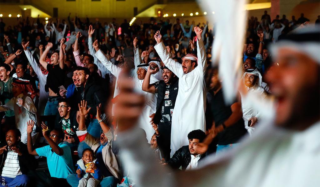 """""""التفوق العربي"""" عنوان ربع ونصف نهائي بطولة آسيا لكرة القدم"""