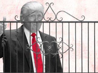 """ترامب متمسك بجداره والديموقراطيون يتهمونه باحتجاز الأمريكيين """"رهائن"""""""