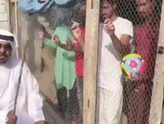 هنودٌ في حظيرة حيوانات بسبب مباراة في الإمارات... والسلطات تُلاحق المتورطّين