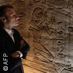ماكرون من القاهرة: حقوق الإنسان في مصر أسوأ مما كانت عليه في عهد مبارك
