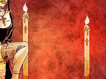 """أوجيني جيو: من راهبة إلى بائعة جنس غيّرت مسيرة """"اللذة الجنسية"""""""