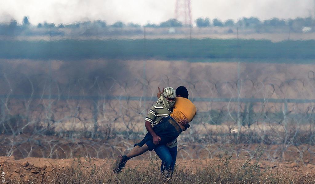 الغارديان: الديمقراطية الإسرائيليةتسمح بإطلاق الرصاص بوجه المُسالمين دون عقاب