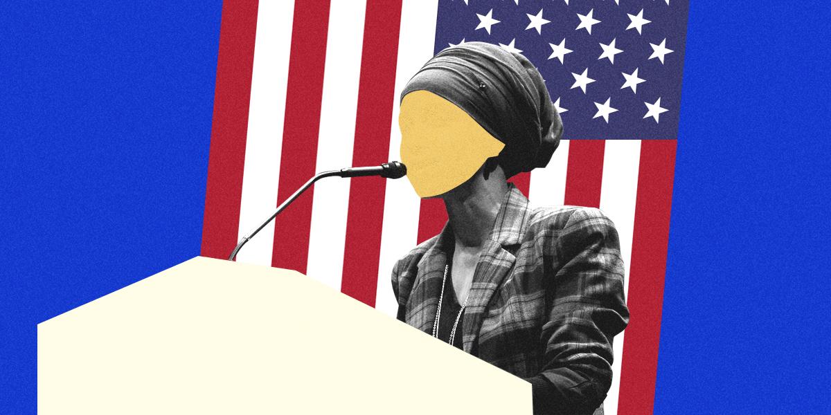 قصة قانون حظر غطاء الرأس في الكونغرس..رفضه نائب أصلع وكسرته صومالية الأصل