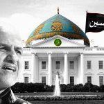 قيادي إيراني يتوعد بتحويل البيت الأبيض وباكينغهام إلى حسينيات شيعية عام 2065