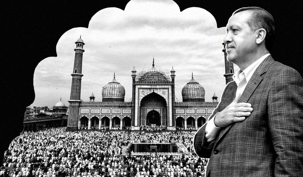 فصل من السباق على زعامة العالم السنّي... صراع تركي-سعودي على مسلمي الهند