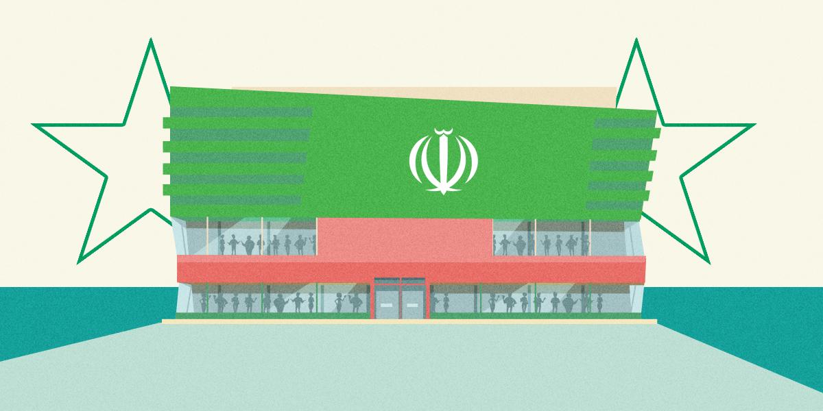 تنافس على إعمار سوريا قبل إعلان وقف الحرب: إيران تعلن إنشاء مركز تجاري في دمشق