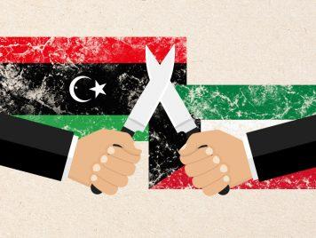 ليلة السكاكين الطويلة في السفارة الليبية في الكويت