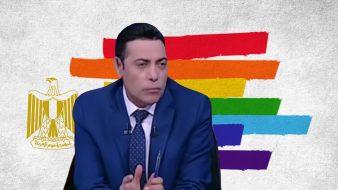 سنة سجناً لمقدم تلفزيوني مصري لأنه استضاف مِثلياً