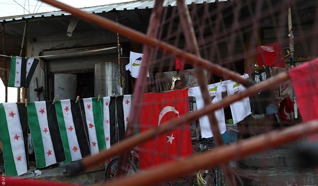 """""""المنطقة الآمنة"""" في شمال سوريا... طموحات تركية ورعب كردي"""