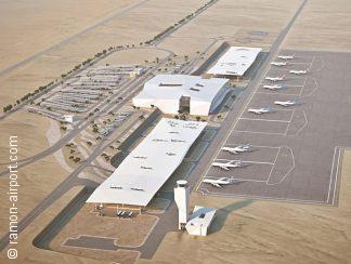 إسرائيل تتجاهل رفض الأردن وتدشن مطاراً جديداً قرب مدينة العقبة