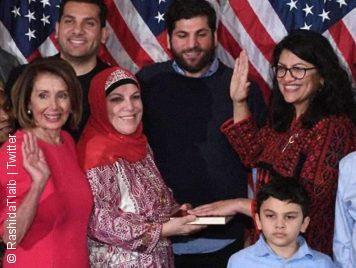 الثوب الفلسطينيّ التقليديّ يدخل الكونغرس... احتفاءُ رشيدة طليب به يُلهم الكثيرات