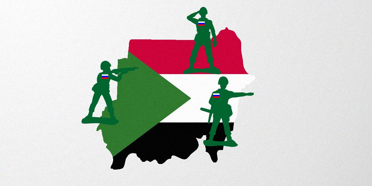 التايمز: مرتزقة روس ينتشرون في الخرطوم لقمع الاحتجاجات