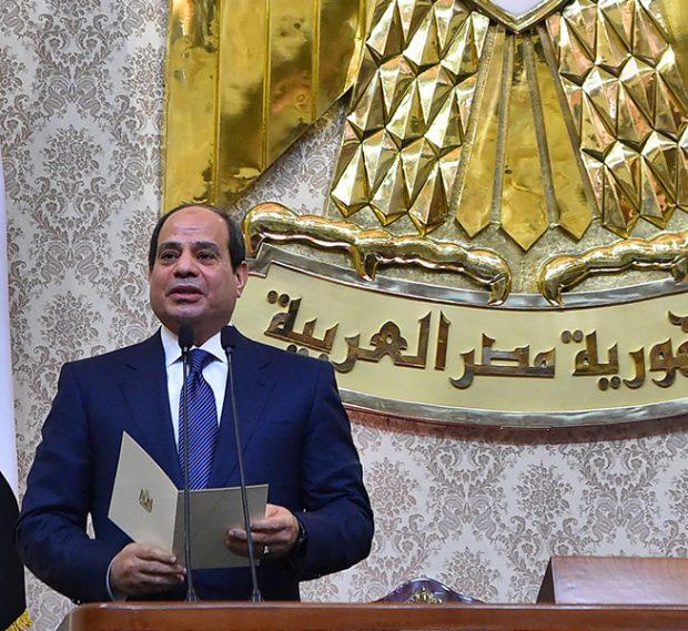 منظمات حقوقية ترفض التمديد للرئيس السيسي