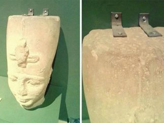 """تثبيت رأس """"رمسيس"""" بالمسامير في متحف يثير سخرية المصريين"""