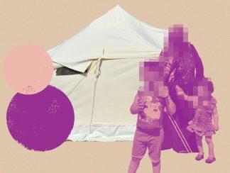 سورية تحرق نفسها وأطفالها لعجزها عن إطعامهم