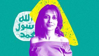 تانيا جويا من زوجة قائد داعشي طوال 12 عاماً إلى ناشطة سلام ملحدة