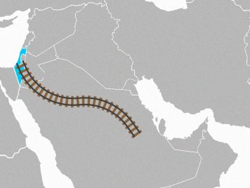 مشروع سكّة حديد من حيفا إلى مُدن الخليج: تهجير ناعم للفلسطينيّين
