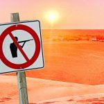 """تحت حماية أمنية... أمير قطري وأصدقاؤه يمارسون """"الصيد المُحرّم"""" في صحراء تونس"""