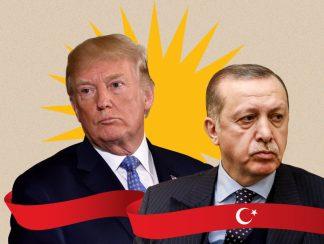 ترامب يتراجع عن تهديداته ويتحدث عن توسيع التعاون الاقتصادي مع تركيا