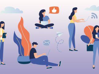كيف تحمي النساء أنفسهن على الإنترنت؟