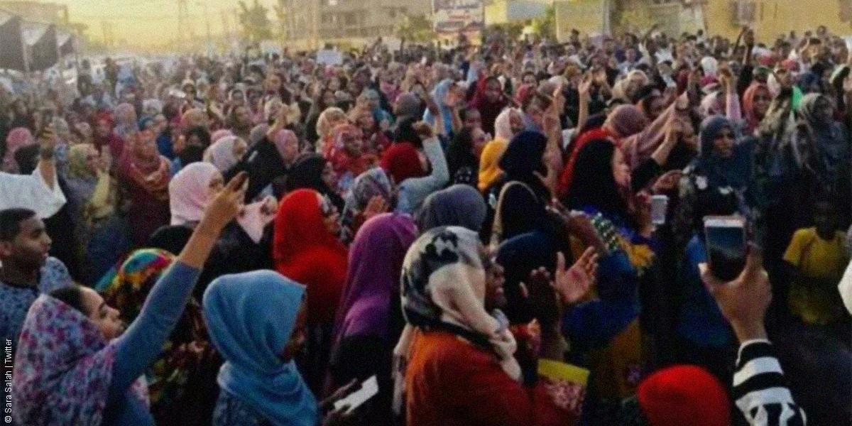 السودان: ثورة نسائيّة بامتياز.. والزغاريد بوجه القمع