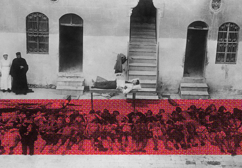 المؤرخ الإسرائيلي بني موريس: مذابح الأتراك ضد الأرمن والأشوريين واليونانيين استمرت 30 عاماً The-massacres-of-the-Turks-against-Armenians-Assyrians-and-Greeks-lasted-30-years