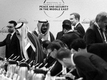 """""""رسالة وارسو الواضحة""""... تسريبات لوزيرَيْ خارجية البحرين والإمارات بشأن إسرائيل"""