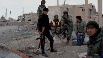 ماذا ترك مقاتلو داعش خلفهم في مشفى بسوريا؟