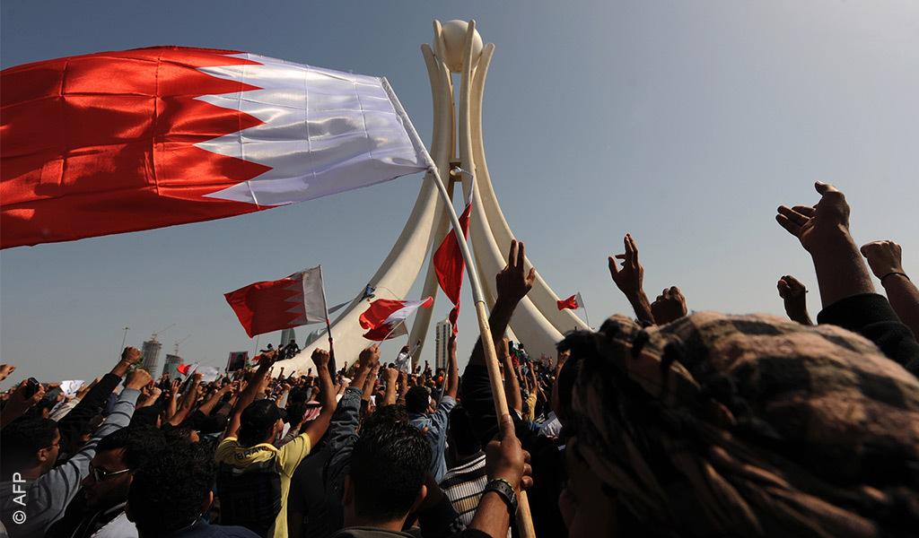 في الذكرى الثامنة لثورة الورود في البحرين…من ينقذ حكيم العريبي؟