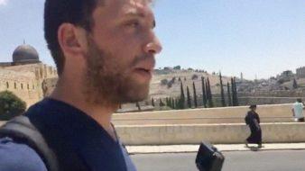 """شاب أمريكيّ يهوديّ انسحب من جولة """"اكتشاف"""" إسرائيل: """"يجب إنهاء دعمنا للاحتلال!"""""""