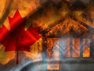 كندا..مصرع 7 أطفال من أسرة سورية لاجئة في حريق