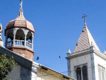 الحرب حولت كنائس اليمن التاريخية إلى أبنية مهجورة