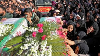 إيران تكشف هوية منفذ الهجوم على الحرس الثوري