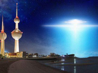مواجهة عسكرية بين الكويت والصحون الطائرة