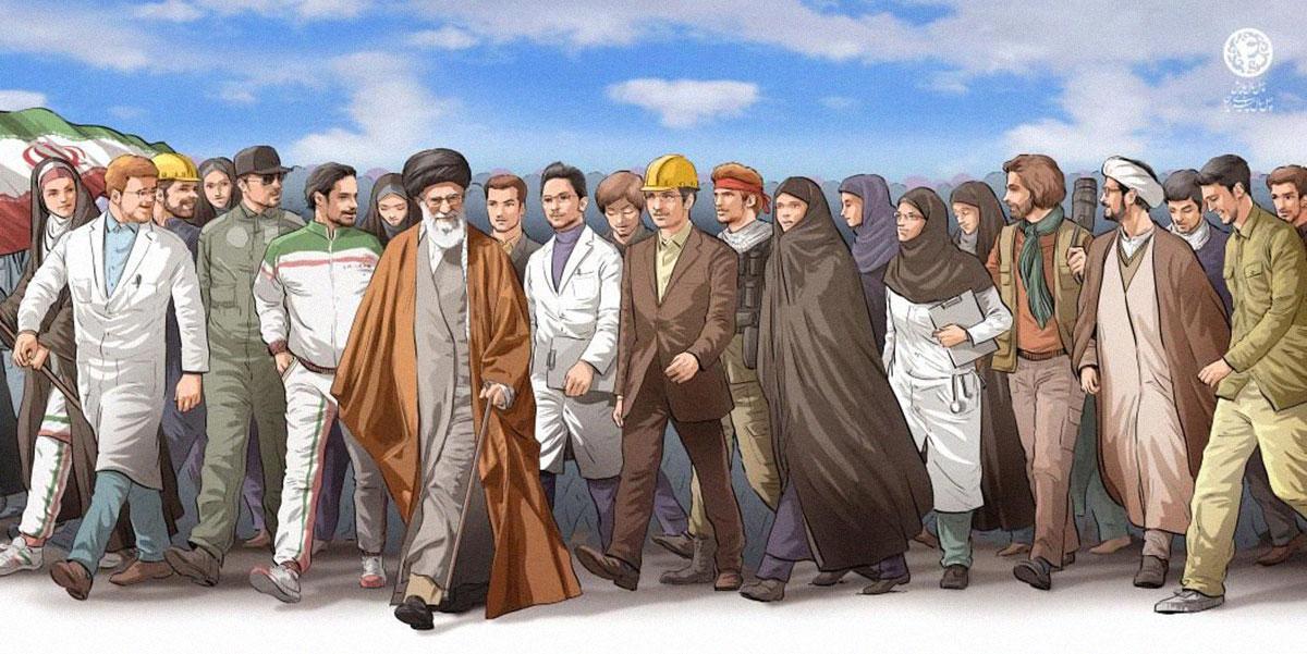 خامنئي: النظام الإيراني يدخل فصلاً جديداً من الحياة فلا تفقدوا الأمل
