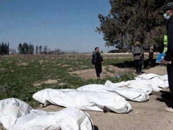 """العثور على أكبر وأقدم مقبرة لضحايا """"داعش""""... عائلات كثيرة تنتظر أجوبة"""