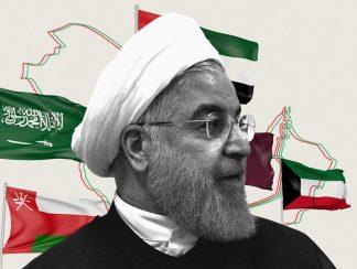رسالة روحاني إلى دول الخليج