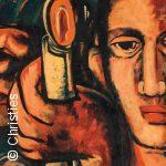 الوعي الغيبوي، الرؤى وأضغاث الأحلام: معرض استعادي للفنان سمير رافع