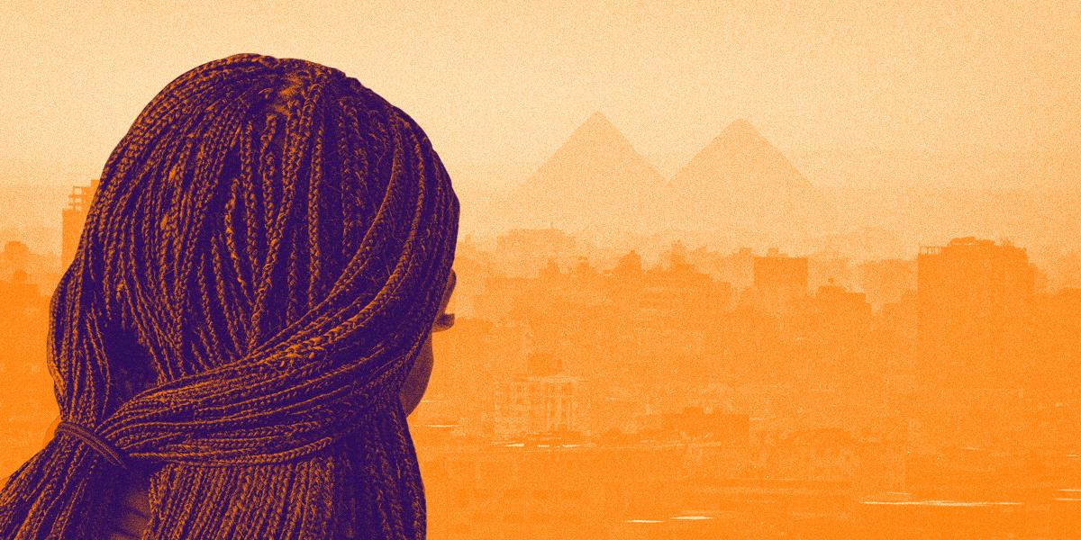 هاربات من السودان إلى مصر بحثاً عن الحرية، فهل وجدنها؟