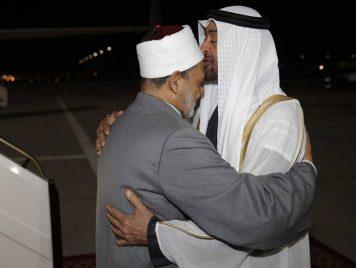 كلاهما حليف استراتيجي... دور الإمارات في احتواء الخلافات بين السيسي وشيخ الأزهر