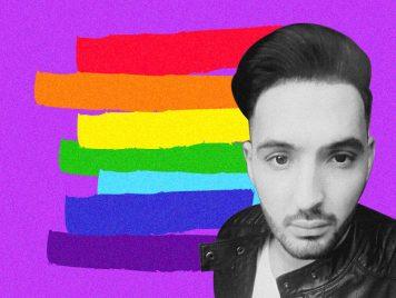 """من قتل الطالب الجزائري أصيل وكتب بدمه """"إنه مثليّ""""؟"""