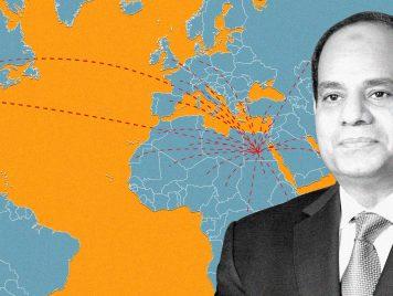 """السيسي يريد """"نسبة أرباح"""" على العقول المصرية في الخارج"""