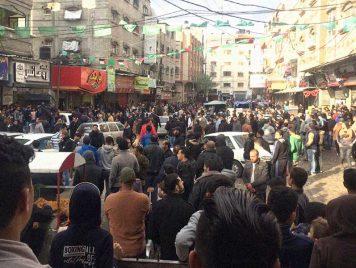 """حراك """"الترانس""""... هكذا قمعت حماس مئات المتظاهرين في غزة"""