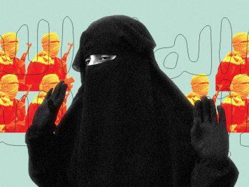بعد 6 زيجات أولها بعمر الـ 13..لماذا تستمر ياسمين في الدفاع عن داعش؟
